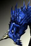 El castillo del Wyrm Azul